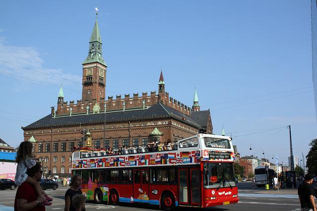 міська Ратуш , Københavns Rådhus