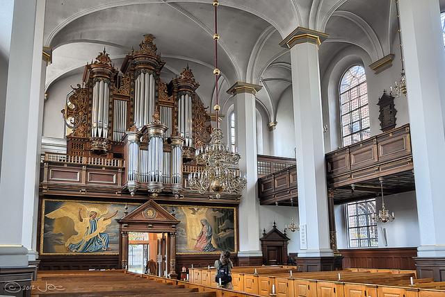 Церква Святого Духа, Helligåndskirken