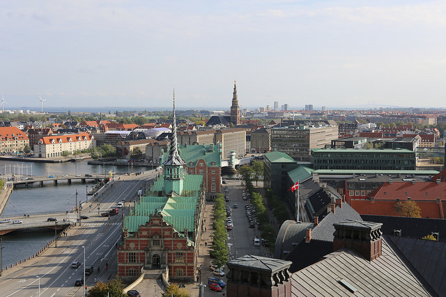 Кристиансборга (Tårnet)