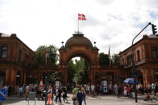 Тіволі (Kjøbenhavns Sommer-Tivoli)