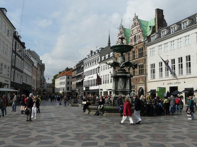 фарфоровой мануфактуры Royal Copenhagen