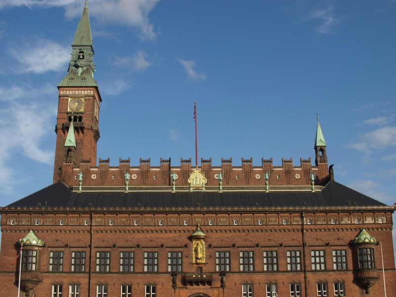 Данія, Копенгаген