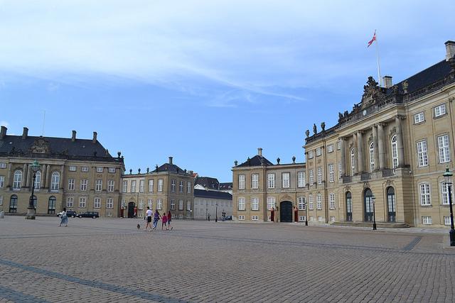 Королівський палац Амалієнборг