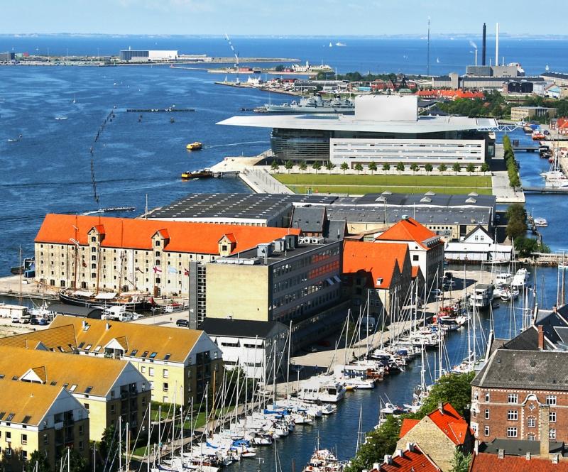 Копенга́ген, København