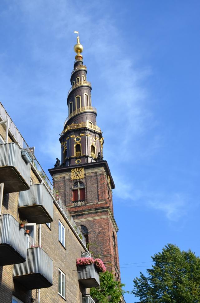 Церква Спасителя (Vor Frelsers Kirke)