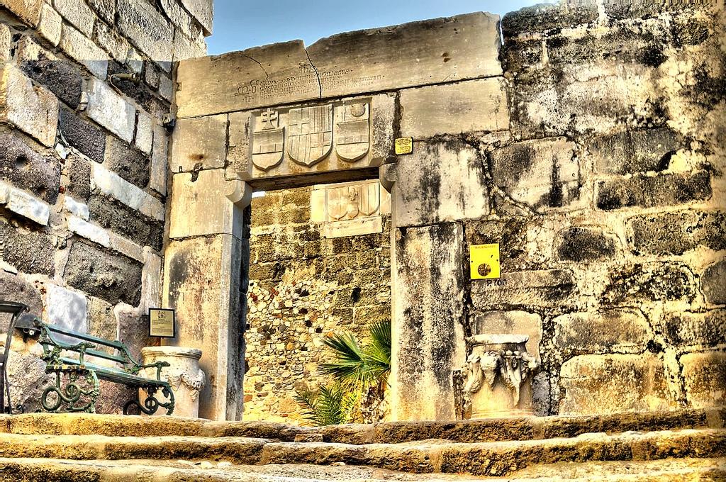 фортеця Бодрума