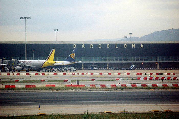 аеропорт Barcelona Airport - El Prat (BCN)
